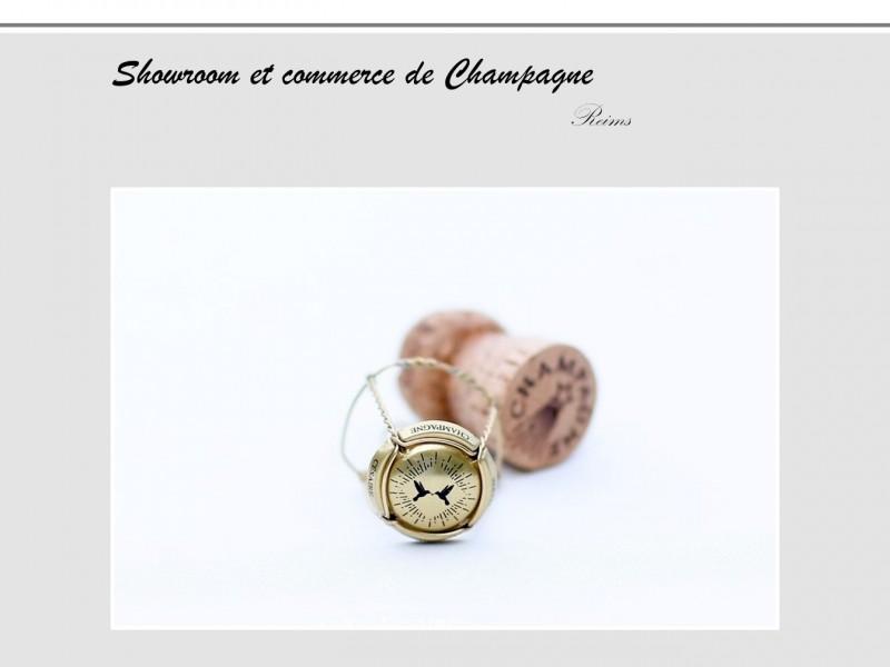 CREATION SALON DE DEGUSTATION – MAISON DE CHAMPAGNE à Reims