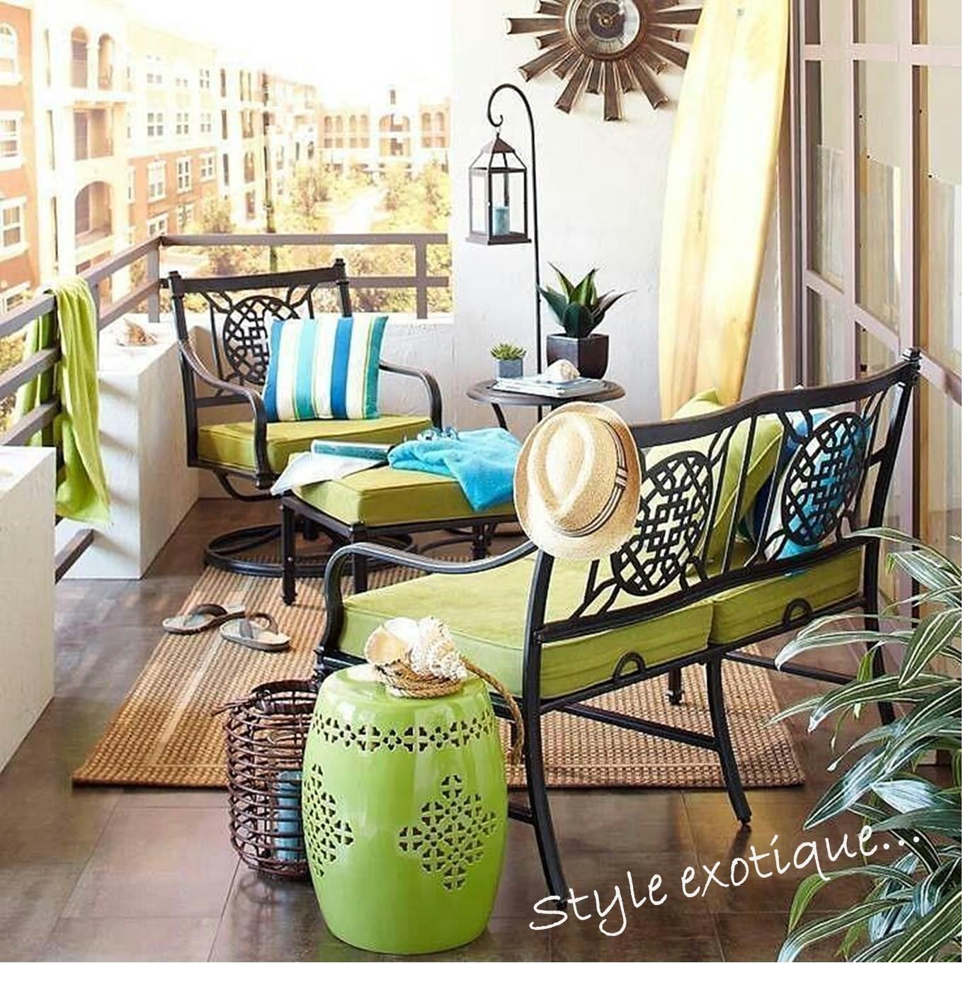 Deco Chambre Style Exotique balcon style exotique estelle jubelin decoratrice reims